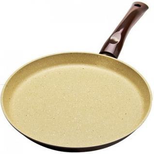 Сковорода блинная Mayer&Boch 25 см алюминий мрам/крошка 23570