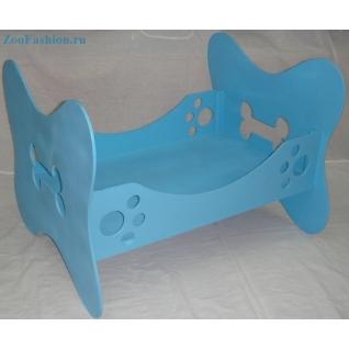 """Кровать для собак """"Карелия"""". Ручная работа. (60см)"""