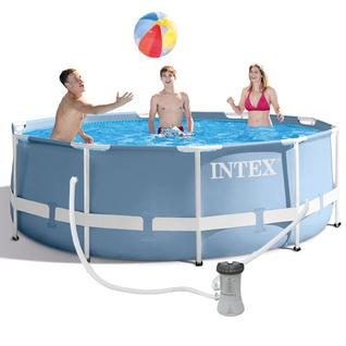 Intex Каркасный бассейн PRISM FRAME 305Х99СМ, 5927Л, 26706