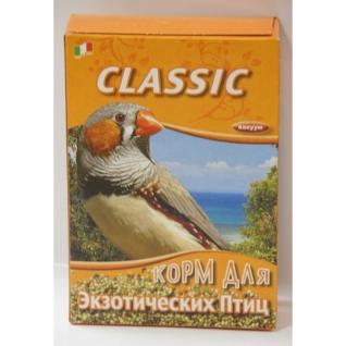 FIORY FIORY корм для экзотических птиц Classic 400 г