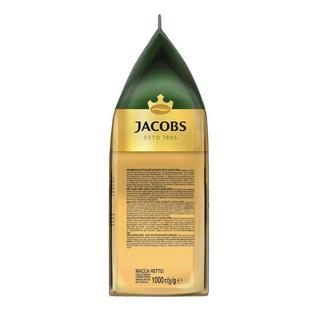 Кофе Jacobs Crema в зернах, 1 кг