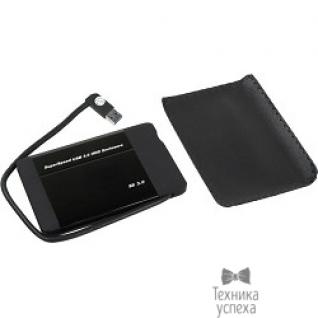 """Orient ORIENT 2565U3 Внешний контейнер, USB 3.0 для 2.5"""" HDD/SSD SATA 6Gb/s (JMC567, поддержка UASP), алюминий, встроенный USB кабель, отсоединяемый адаптер USB 3.0 to SATA, выключатель питания, чехол"""