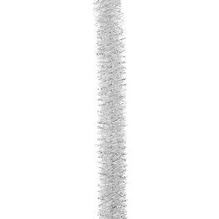 Мишура двойная, 20+20 мм серебро № 11
