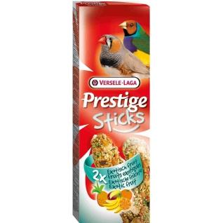 VERSELE-LAGA VERSELE-LAGA палочки для тропических птиц Prestige с экзотическими фруктами 2х30 г