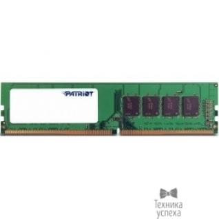 Patriot Patriot DDR4 DIMM 8GB PSD48G266681 PC4-21300, 2666MHz