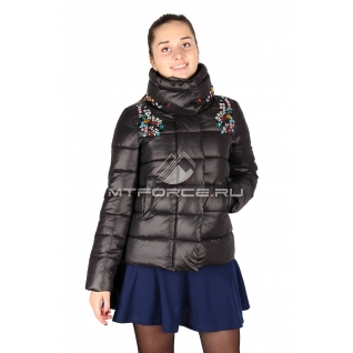 Куртка женская с камнями сваровски 85288