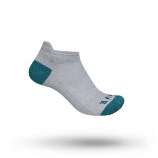 Носки женские GripGrab Classic Sock No Show, S, Серый