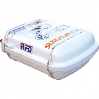 RFD Спасательный плот RFD Surviva Solas Flatpack B-pack 10 чел 1190 x 650 x 315 мм