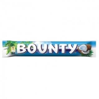 Шоколадный батончик Bounty 55г