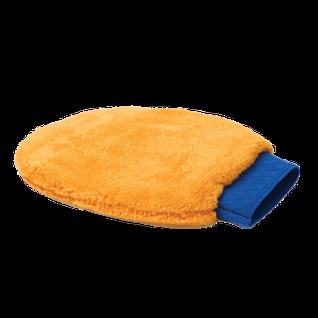 microfaser-reinigungshandschuh оранжевая рукавица из микрофибры. KOCH