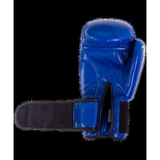 Перчатки боксерские Green Hill Panther Bgp-2098, 12 Oz, синий
