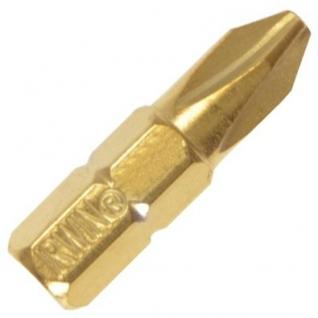 Насадка Irwin Ph2 TIN (2 шт/уп.) 25 мм