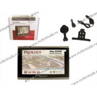 Навигатор GPS PROLOGY iMAP-5100 диагональ 127мм Навител