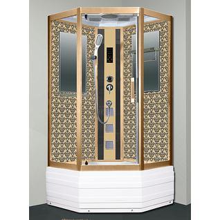 Душевая кабина Niagara Lux 7719G золото