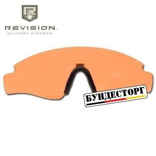 Revision Линза сменная Revision Sawfly Max-Wrap, стандарт, цвет оранжевый