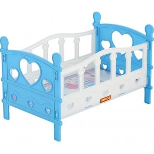 Кроватка сборная для кукол №2 Полесье