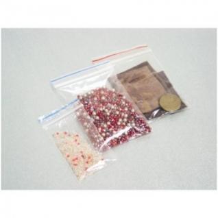 Пакет с замком (Zip Lock) 18x25 см., 35мкм, 100 шт/