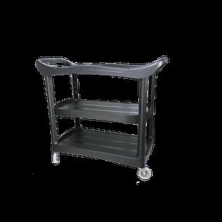 au-08179 пластиковый стол на колесиках. место полировщика AUTECH