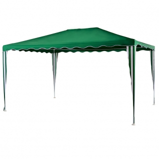 Тент шатер садовый Green Glade 1029, карниз волнистый, от солнца (4727)