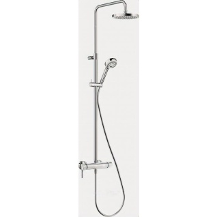 Душевая стойка Kludi Logo dual shower system 6808505-00
