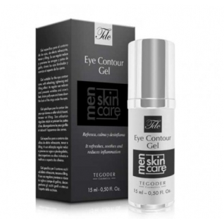 Tegoder Eye Contour Gel - Крем по уходу за кожей вокруг глаз для мужчин