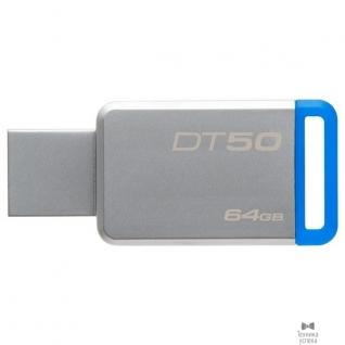 Kingston Kingston USB Drive 64Gb DT50/64GB USB3.1