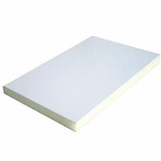 Сэндвич-панель белая 3000х1500х10 мм