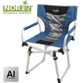 Кресло складное Norfin MIKELLI NFL Alu (+ Антисептик-спрей для рук в подарок!)