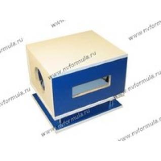 Стенд проверочный для автомагнитол 1х1 300х350х300мм блок питания,провода,разъемы,клемы
