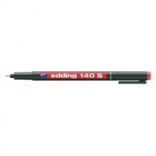 Маркер для глянц.поверх. EDDING E-140/2 S красный 0,3мм