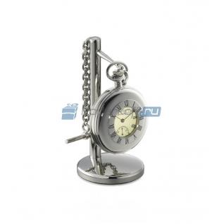 Набор подарочный: часы охотника с окошком + подставка под часы