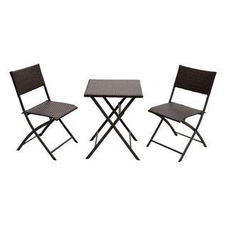 Комплект садовой мебели Бел Мебельторг Набор мебели складной Романтика арт.51236+5793