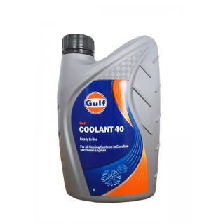 Антифриз Gulf Coolant 40 1л