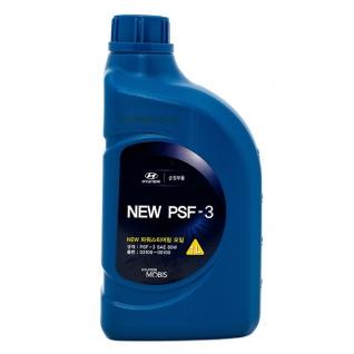 Жидкость для ГУР Hyundai PSF-3 SAE 80W 1л