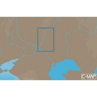 Карта C-MAP MAX-N RS-N223 (ВОЛГА. БАЛАКОВО-ВОЛГОГРАД) C-MAP