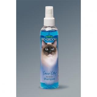 Bio-Groom Bio-Groom Klean Kitty Waterless шампунь для кошек без смывания 237 мл