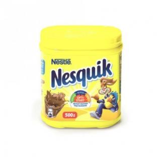 Какао Nesquik 500г