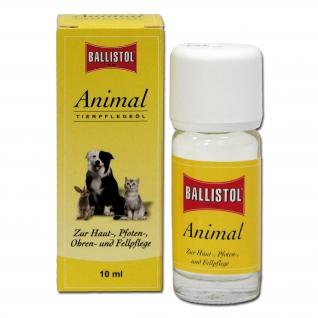Ballistol Средство по уходу за животными Ballistol Animal 10 мл.