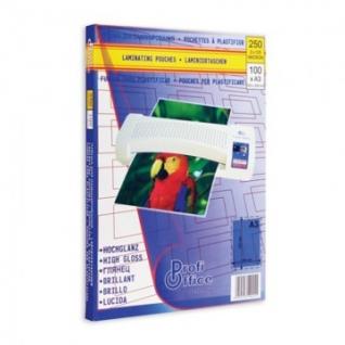 Пленка для ламинирования ProfiOffice А3, 125мкм 100шт/уп.
