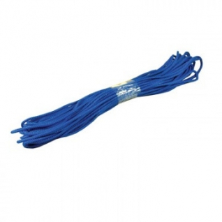 Шнур плетеный полипропиленовый жесткий, 25м, диаметр 5мм