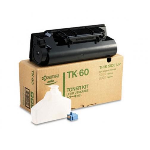 Картридж TK-60 для Kyocera FS-1800, FS-1800+, FS-3800 (черный, 20000 стр.) 1299-01 852473 1