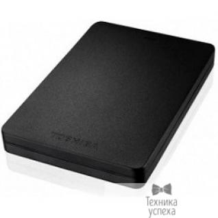 "Toshiba Toshiba Portable HDD 2Tb Stor.e Canvio Alu HDTH320EK3CA USB3.0, 2.5"", черный"