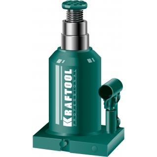 Домкрат Kraftool 43463-10 10т бутылочный