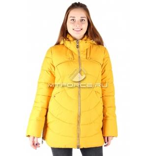 Куртка женская большого размера 677