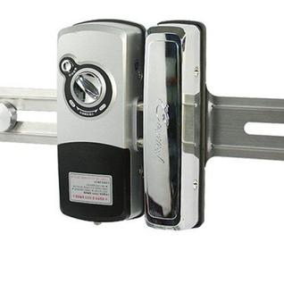Электронный замок для стеклянных дверей GLASS CHOICE-S Evernet