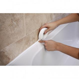 Лента бордюрная д/ванн и раковин Unibob 38мм х 3,35м