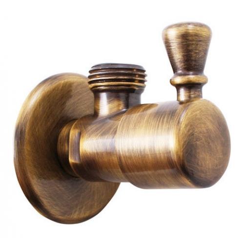 Вентиль с керамической головкой в бронзе Rav Slezak ROH001SM 6760383