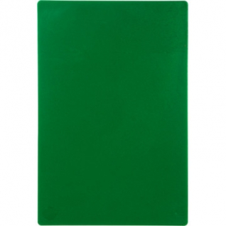 Доска разделочная GASTRORAG CB45301GR полиэтилен 45х30x1.2 см, цвет зеленый