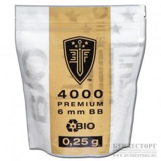 EliteForce Шары Elite Force Bio BB 6 мм 4000 шт.