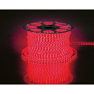Cветодиодная LED лента Feron LS704, 60SMD(2835)/м 4.4Вт/м 100м IP65 220V красный